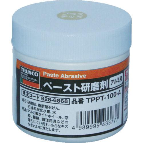 TRUSCO ペースト研磨剤 アルミ用 100g _