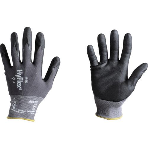 アンセル ウレタン背抜手袋 ハイフレックス 11-840 各種
