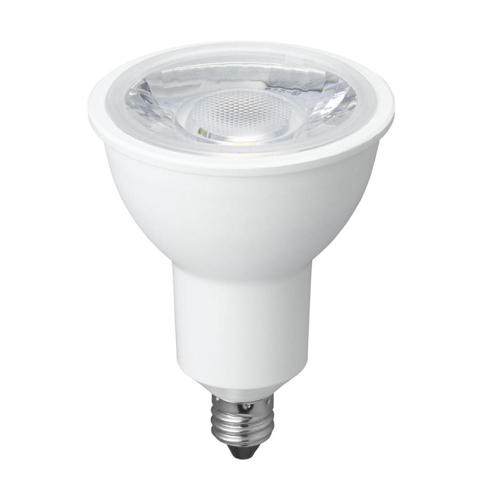ヤザワ ハロゲン形LED 電球色 超広角 LDR7LWWE11/2