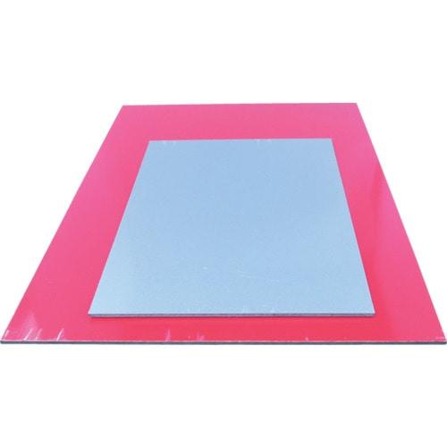 アルインコ アルミ複合板 3×2440×1220 シルバー_