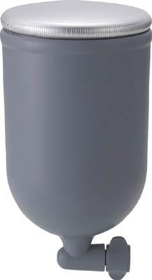 TRUSCO 塗料カップ 重力式用 容量0.4L フッ素コートタイプ_