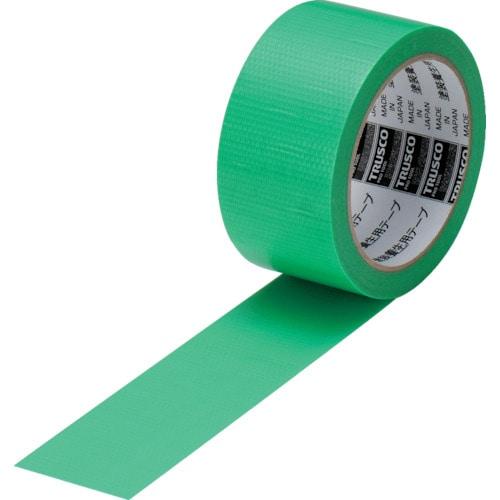 TRUSCO 塗装養生用テープ グリーン 25X25_