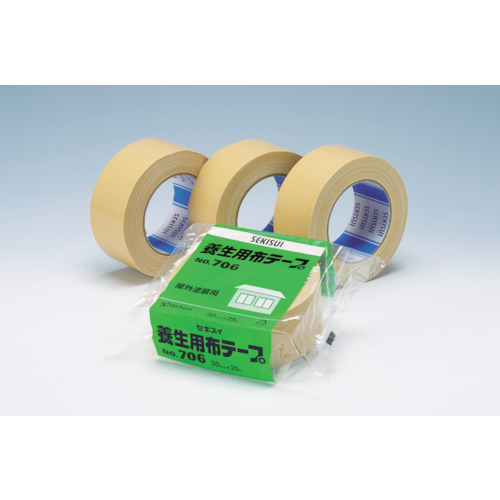 積水 養生用布テープ#706 75X25_