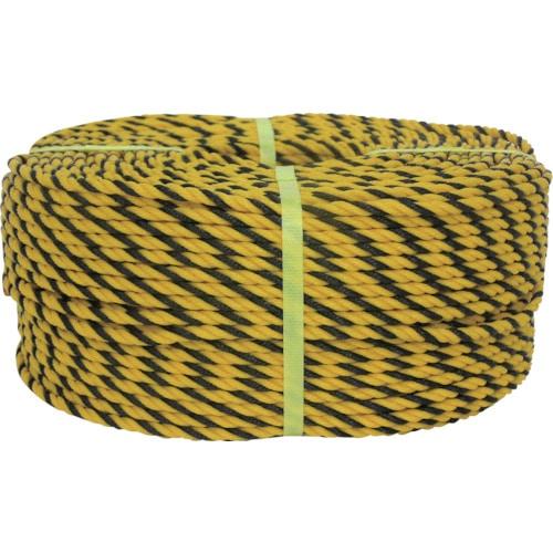 ユタカ ロープ 標識ロープ巻物 12ファイ×200_