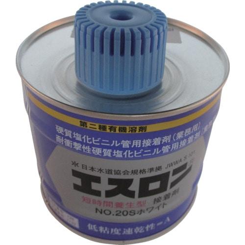 エスロン 接着剤 NO.20Sホワイト 500G