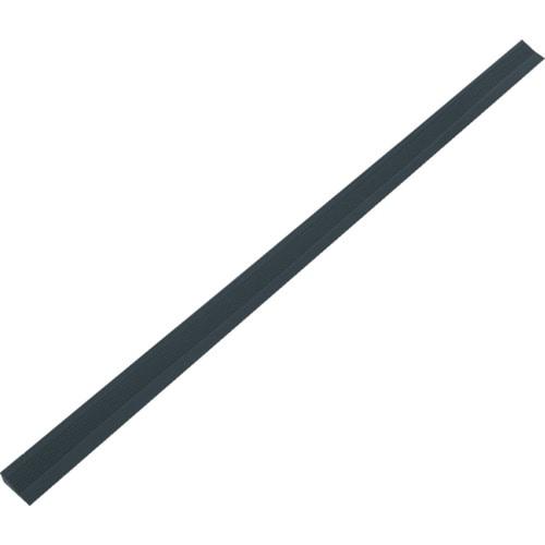 TRUSCO 屋内外用段差解消スロープ H25XW70XL1000 黒_