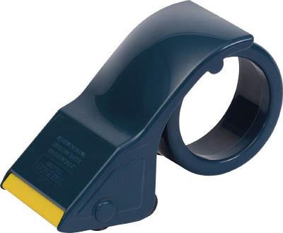 TRUSCO テープカッター 3インチ紙管用 樹脂製_