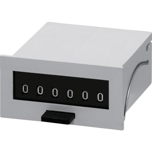 ライン精機 電磁カウンター(リセットツキ)6桁_