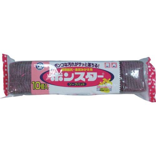 ボンスター ソープパッド (10個入)_