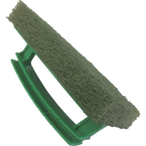 3M ハンドブラシ(一体型タイプ) 緑パッド 95X150mm_