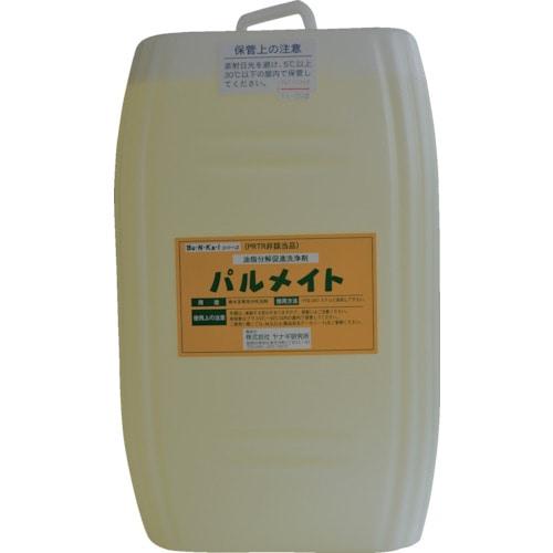 ヤナギ研究所 油脂分解促進剤 パルメイト 18Lポ_