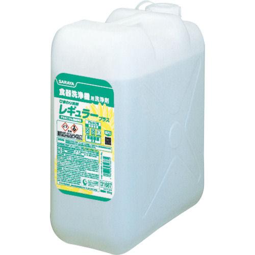 サラヤ ひまわり洗剤レギュラープラス25Kg_