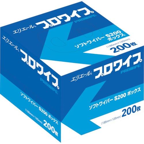 エリエール エリエールソフトワイパーS200BOX72個入り_