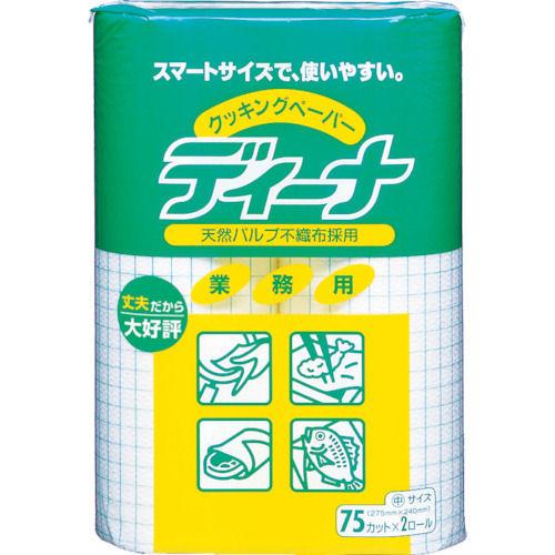 ユニ・チャーム ディーナ Gディーナクッキングペーパーロール中 (2本入)_