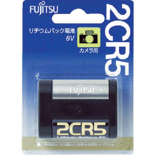 富士通 カメラ用リチウム電池 2CR5 (1個入)_