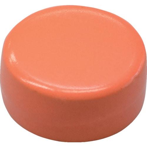 マグエックス カラーマグネット橙3P_