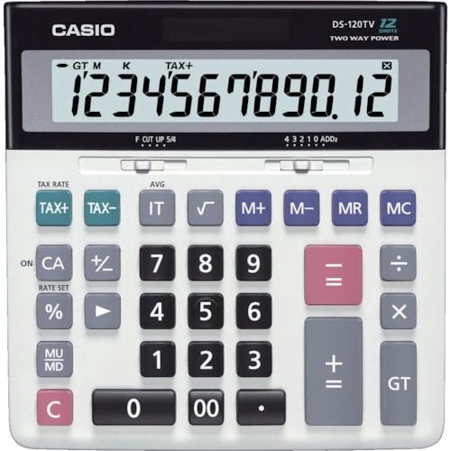 カシオ 加算器実務電卓_