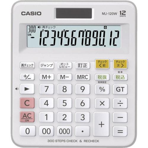 カシオ チェック検算電卓_