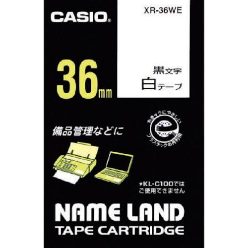 カシオ ネームランド用テープカートリッジ 粘着タイプ 36mm_