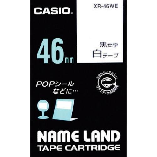 カシオ ネームランド用テープカートリッジ 粘着タイプ 46mm_