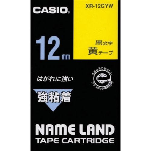 カシオ ネームランド用強粘着テープ12mm_