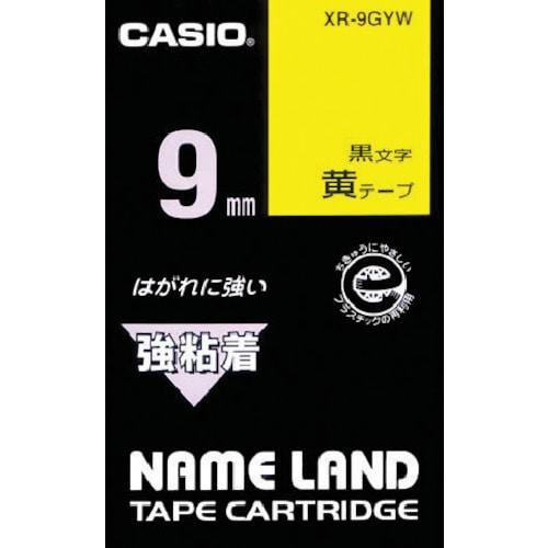 カシオ ネームランド用強粘着テープ9mm_