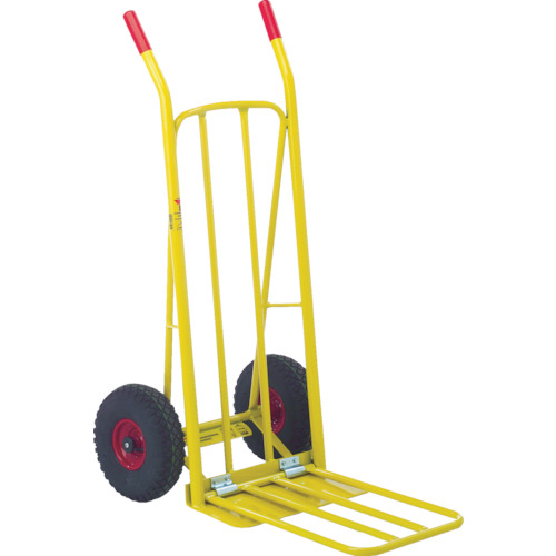 RAVENDO スチールパイプ製二輪運搬車 CLM250LS_