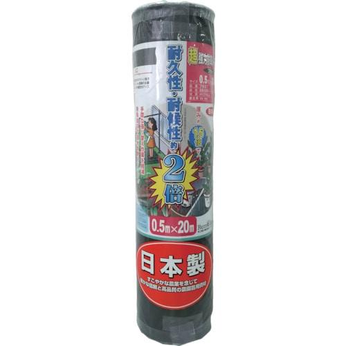 GS 超強力防草シート(黒) 0.5m×20m_