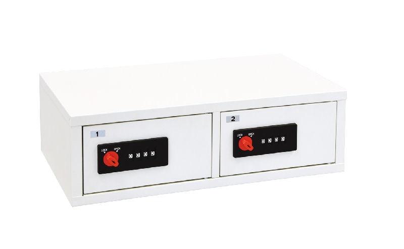 エーコ― 貴重品保管庫 2列1段/2人用 LK-502