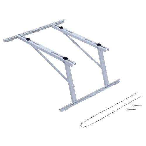 クーラーキャッチャー 傾斜屋根直角用 C-LZG