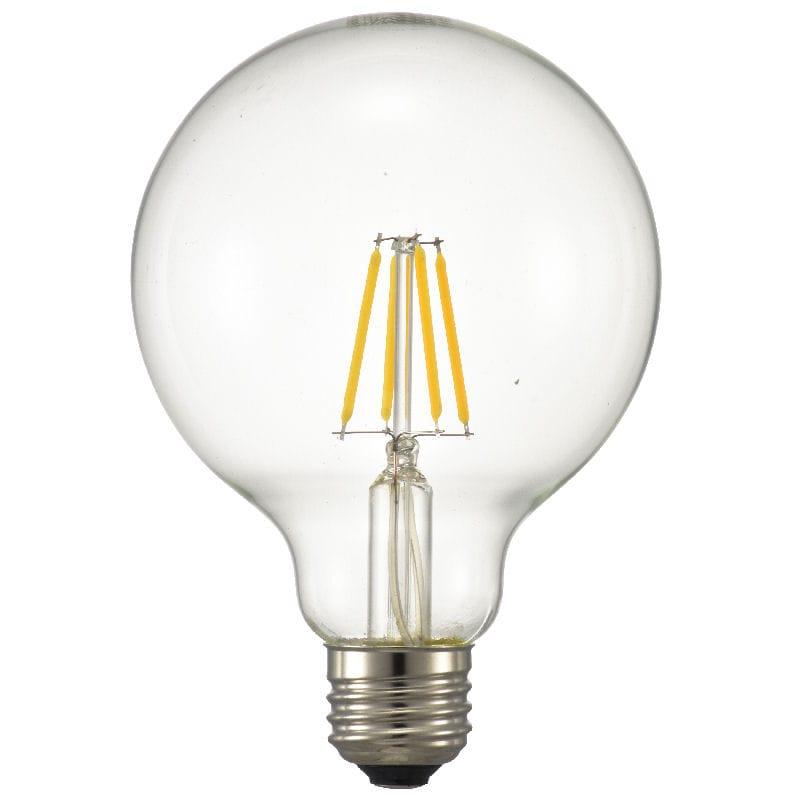 LED電球 G 3W クリア 調光 各種