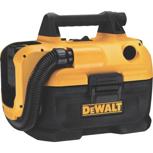 デウォルト 18V充電式乾湿両用集塵機 電池1個付_