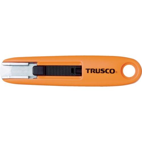 TRUSCO コンパクトセーフティカッター_