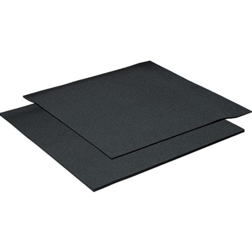 イノアック 発泡ウレタンシート 吸音性シート 黒 10×1000×1000_
