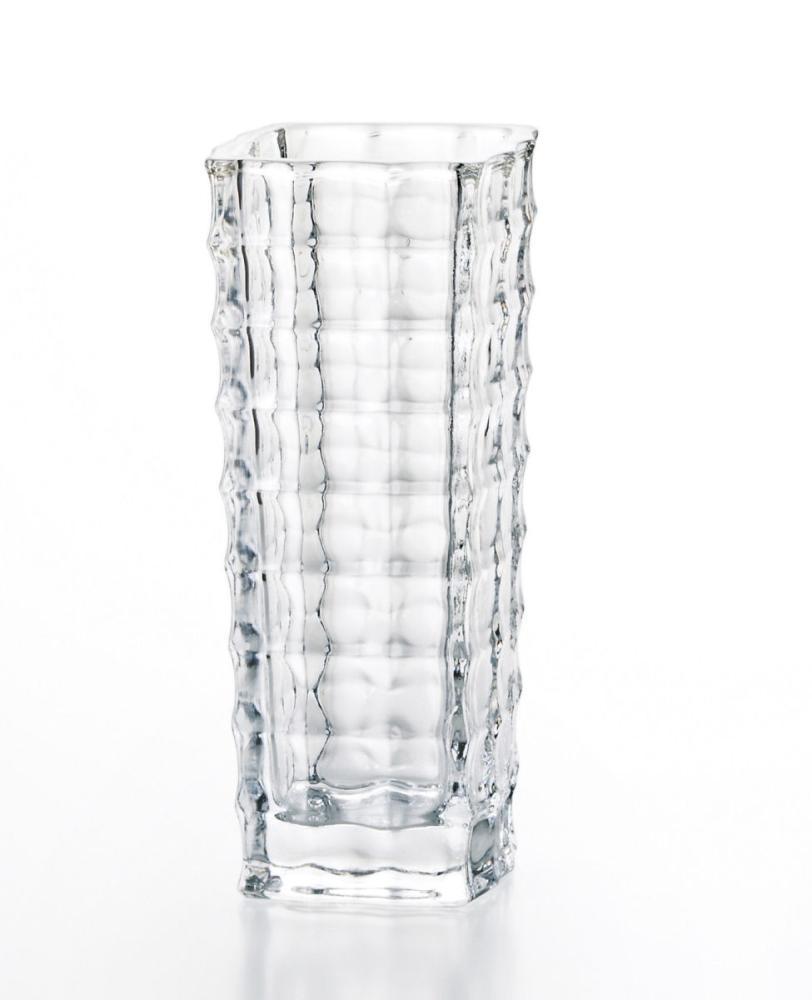 ガラス花瓶 ブログ H1555 H16cm