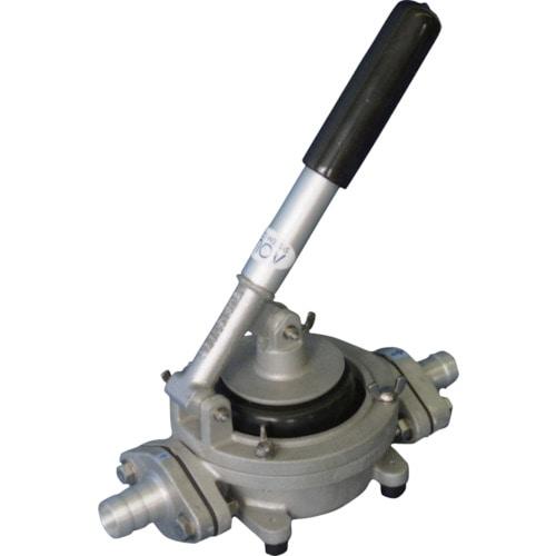 アクアシステム ハンドダイヤフラムポンプ オイル 水 泥水(移送・非常用)_