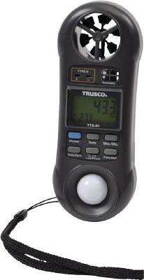 TRUSCO 多機能環境測定器_