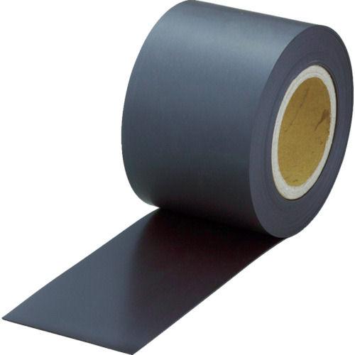 TRUSCO マグネットロール 糊なし t1.0mmX巾100mmX10m_