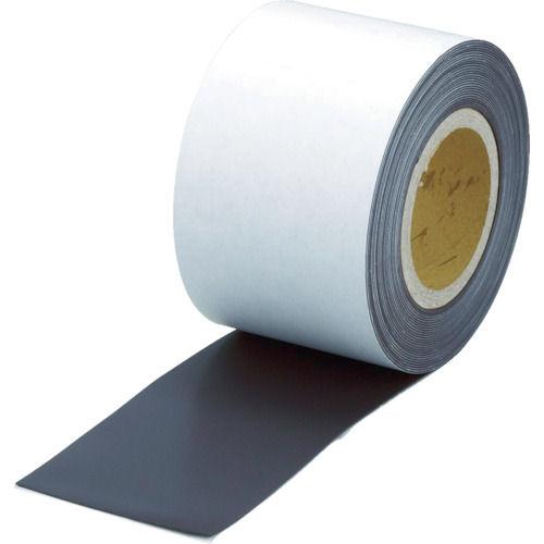 TRUSCO マグネットロール 糊付 t1.0mmX巾100mmX10m_
