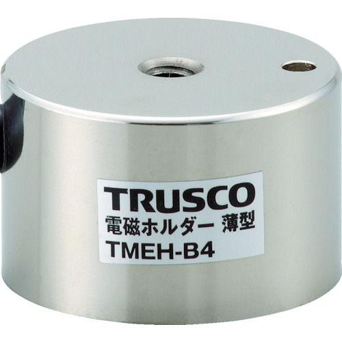 TRUSCO 電磁ホルダー 薄型 Φ40XH25_