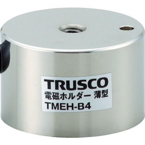TRUSCO 電磁ホルダー 薄型 Φ60XH40_