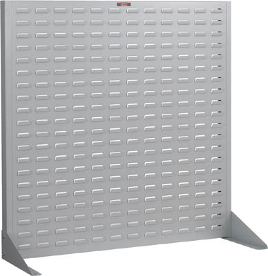 TRUSCO 導電性パネルコンテナラック本体 卓上型 H900_