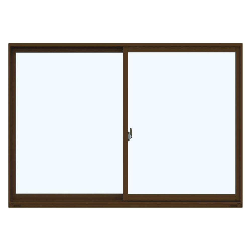 アルミ樹脂複合引違い窓 W780×570mm ガラス:型 各種