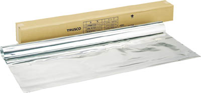 TRUSCO 日照調整用内貼りフィルム 幅1270mmX長さ0.9m_