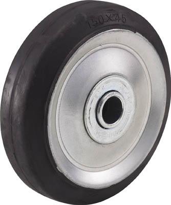 TRUSCO 二輪運搬車用車輪 Φ150ゴム車輪 1011用_