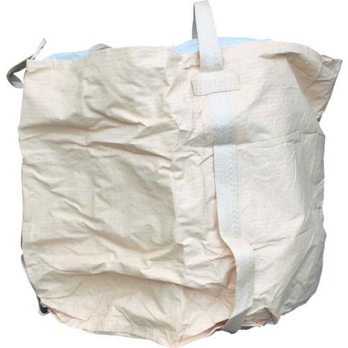 アサヒ コンテナバッグ丸型二重バッグ アスベス廃棄用1000kgタイプ_