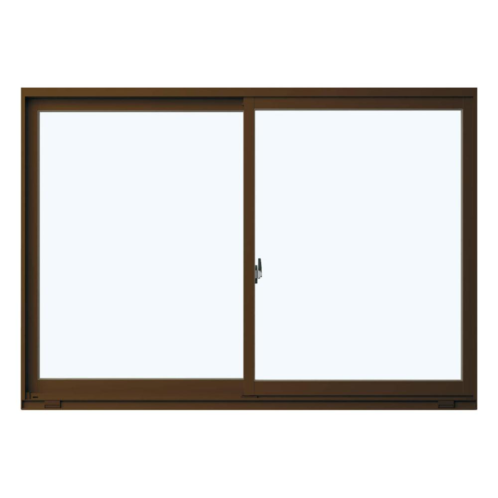 引違い窓 W780×H370mm 二重ガラス:型ガラス アングルなし 各種