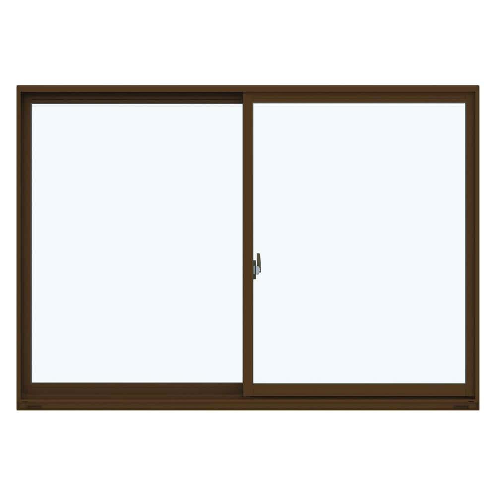 アルミ樹脂複合引違い窓 W1235×770mm ガラス:透明 各種