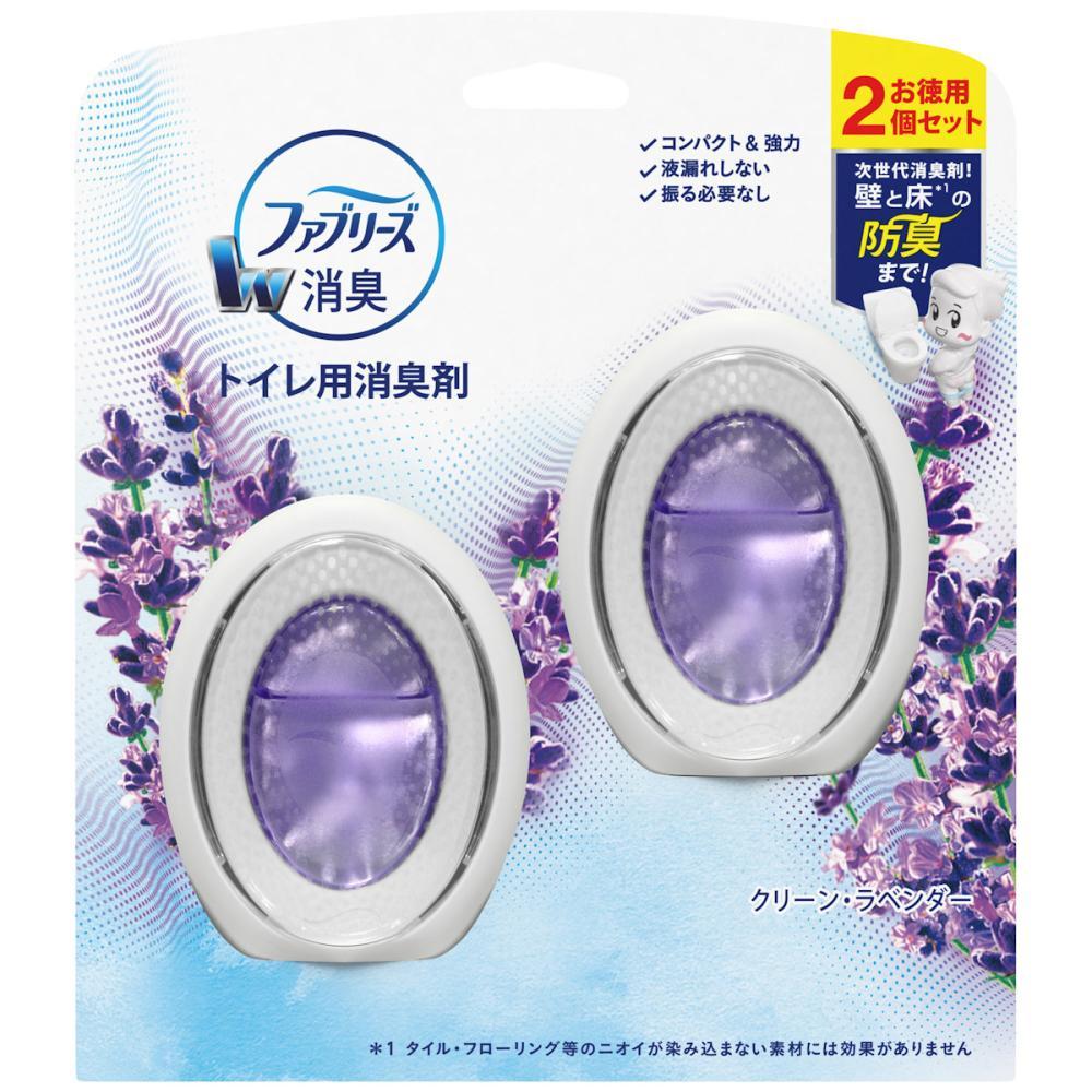 P&G ファブリーズ トイレ用消臭芳香剤 各種