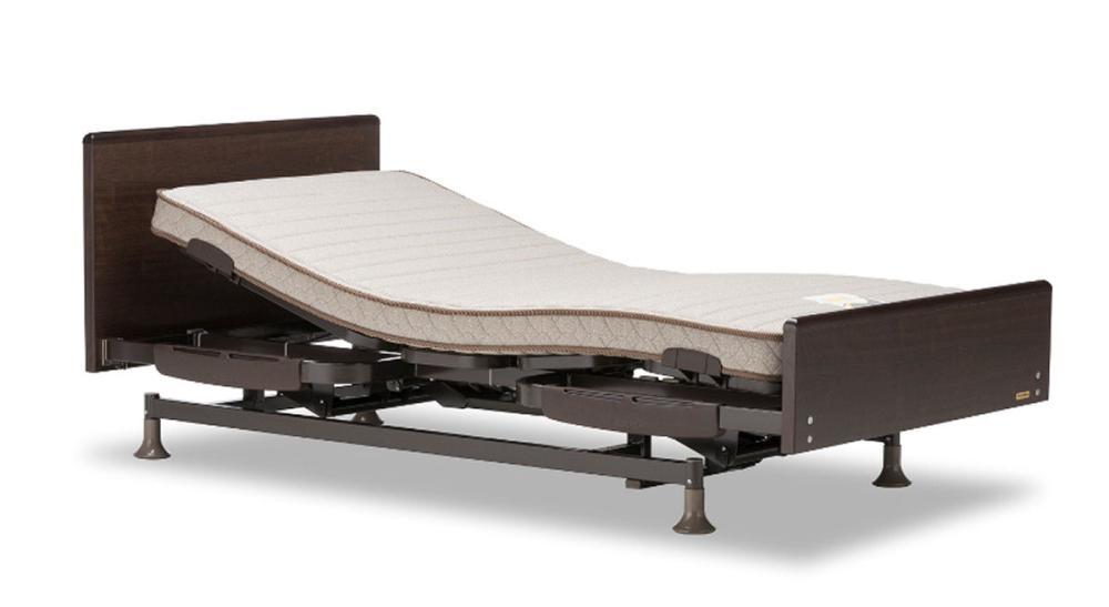 レステックス-02N 電動3M ベッドセット